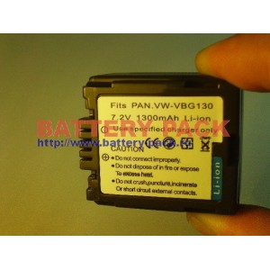 PANASONIC VW-VBG130  (Newest decoding)