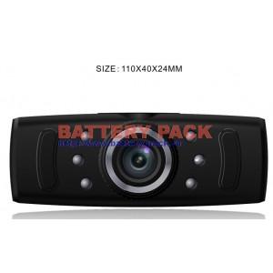 Автомобильный видеорегистратор  X6 с 5.0MP 6 LED G-Sensor HDMI AV-OUT