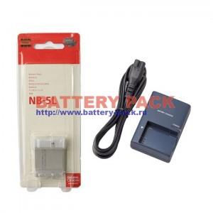 NB-5L Зарядное + Аккумулятор в подарок