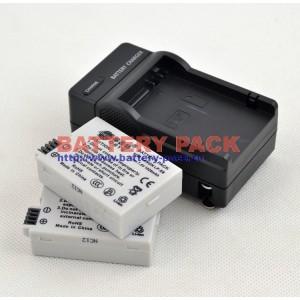 NB-8L Зарядное + 2 Аккумулятора в подарок