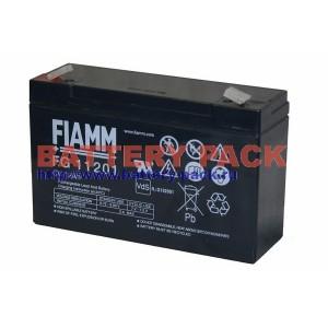 FIAMM FG 11201 (6V, 12Ah), Аккумуляторная батарея FG11201
