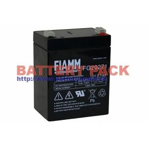 FIAMM FG 20271 (12V, 2.7Ah), Аккумуляторная батарея FG20271