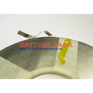 Никелевая лента для сварки аккумуляторных батарей (ширина 5 мм, толщина 0,1мм) за 1 метр