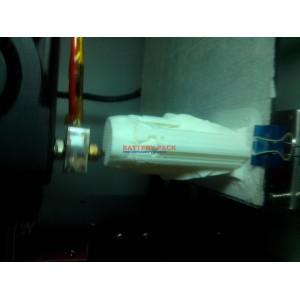 3D печать на принтере ABS пластиком
