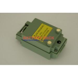 Аккумуляторная батарея BT81, BT-81 зеленая для FOIF (Ni-Mh, 2000мАч, 7.2 Вольт)