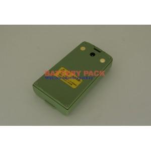 Аккумуляторная батарея BT42, BT-42 зеленая для FOIF (Li-ion, 4000мАч, 7.4 Вольт)
