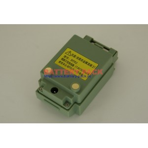 Аккумуляторная батарея BT82, BT-82 зеленая для FOIF (Li-ion, 3500мАч, 7.4 Вольт)